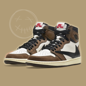 Nike Air Jordan 1 Retro High, Travis