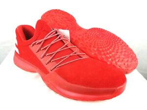 d392ebb02466 Adidas James Harden Vol.1 Mens Size 20 Red Basketball Shoes NBA ...