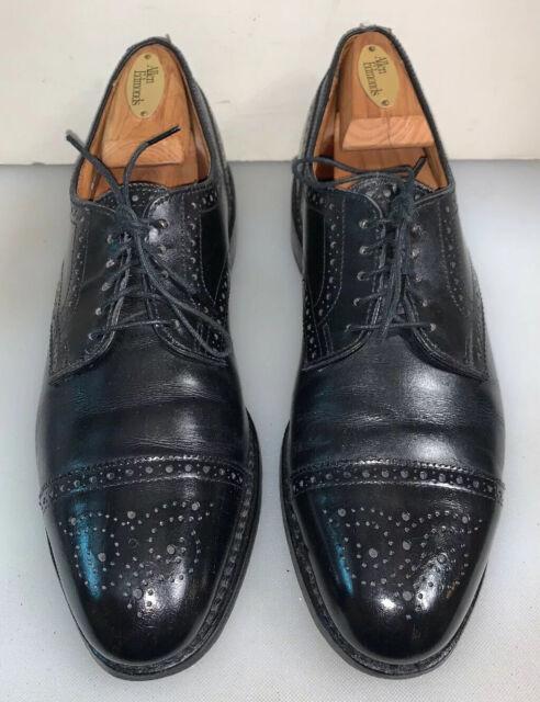 black cap toe dress shoes