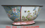 """miniature 9 - 6,2 """"Qianlong Marqué Vieux Chine Cloisonné Émail Fleur oiseaux Bol Pot Cruche"""