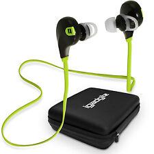 4.0 Stereo Wireless Bluetooth Auricolari Senza Fili Cuffia Con Mic Smartphone