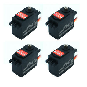 JX-4Pcs-Servo-PDI-HV5523MG-23KG-High-Torque-High-Voltage-Standard-Steering-Gear