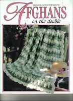 Afghans On The Double Crochet Book
