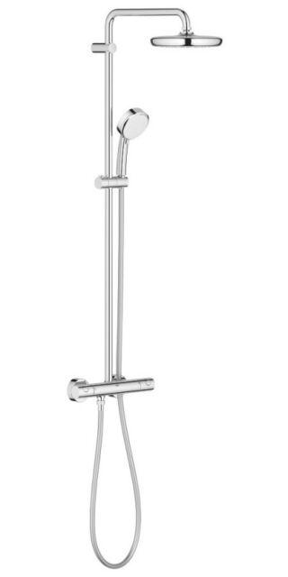 sistema doccia Grohe Tempesta Cosmopolitan System 210 con termostatico 27922001