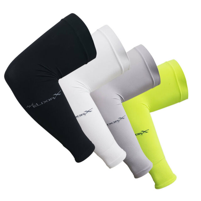 The Elixir Scorpion UV Protective Compression Arm Sleeves Arm Cooler Tattoo Cover Sunblock Sleeves 1 Pair