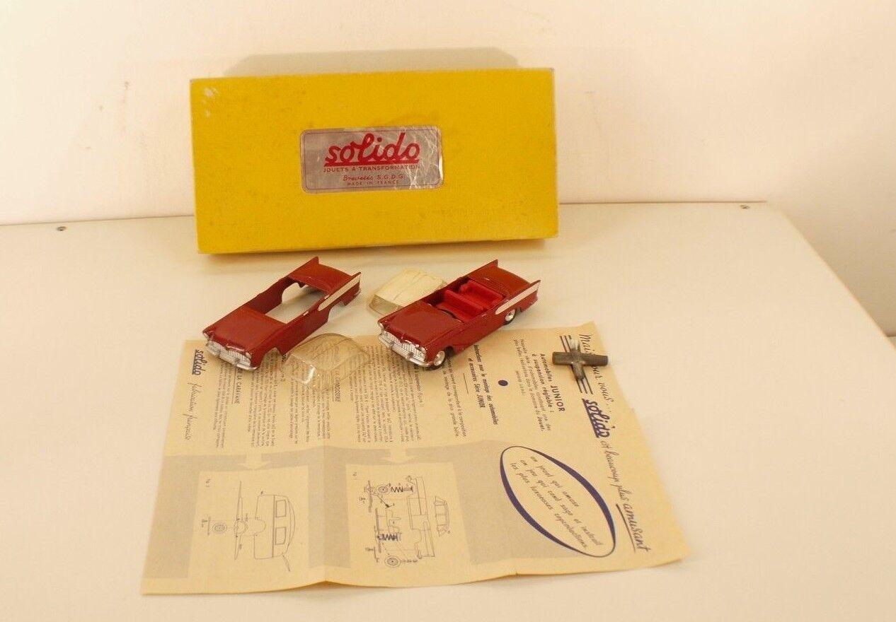 La Caja de conversión de solido, una colección original de la colección turística de Simca beulieu.