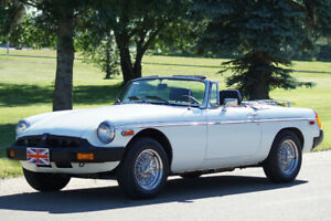 1977 MG MGB Mark IV