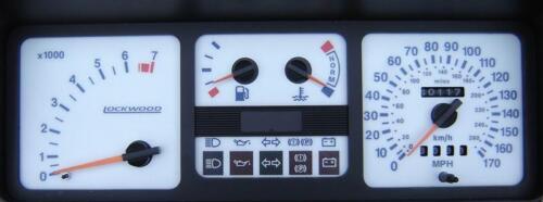 Lockwood Ford Sierra Cosworth 1986-1993 Bleu A Dial Kit 400D