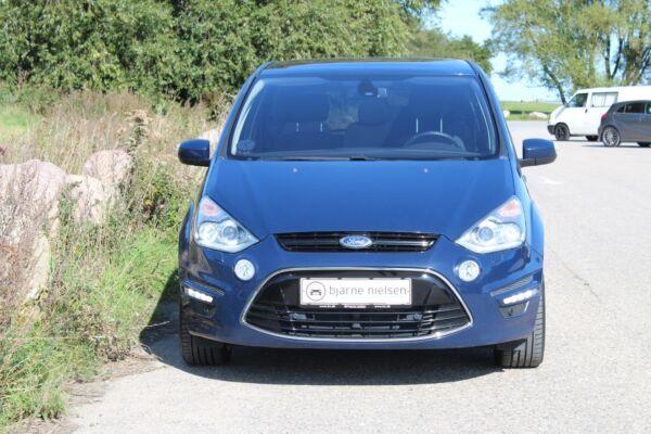 Ford S-MAX 2,0 SCTi 203 Titanium aut. 7prs - billede 2