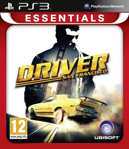 1 of 1 - Driver: San Francisco - PlayStation 3 (PS3) - UK/PAL