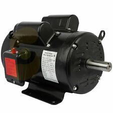 3hp Electric Motor Air Compressor Single Phase 1750rpm 184t Frame Tefc 230v