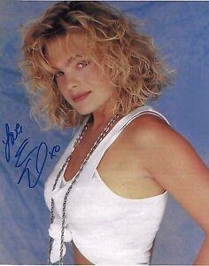Image Is Loading Erika Eleniak Signed 8x10 Photo E T Baywatch Playboy