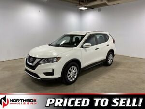 2019 Nissan Rogue S Accident Free,  Heated Seats,  Back-up Cam,