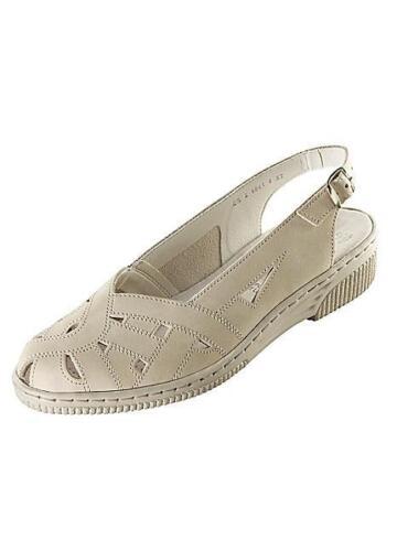 6 Beige Uk Ara Jenny Ln32 40 Eu 47 Sandals By Slingback 5 wOq117aRxS