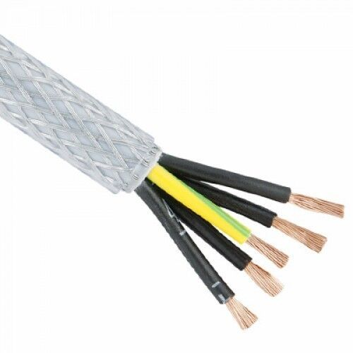 Sy Cable Per Meter 7 core 2.5mm SY Cable 7 Core