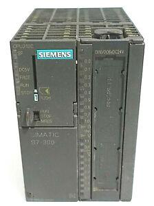 Used 6ES7 312-5BD01-0AB0 Siemens Simatic S7 CPU312C Processor Control Unit