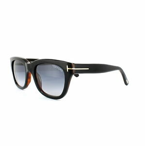 a127434b78a Tom Ford Sunglasses 0237 Snowdon 05B Black   Brown Smoke Grey ...