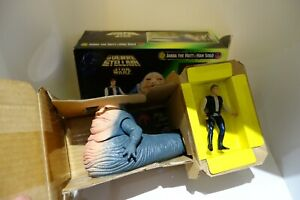 Kenner-Star-Wars-Power-Of-The-Force-Jabba-The-Hutt-And-Han-Solo-Playset-Unused