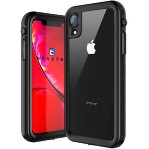 the latest f4699 5dfa0 Details about For Apple iPhone XR Waterproof Case Shockproof Dirtproof  Snowproof XS MAX Cover