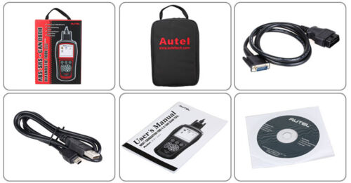 Autel AL619 is an OBD2 scan tool that you'll never be able to blame shipping on your scan tool's failure