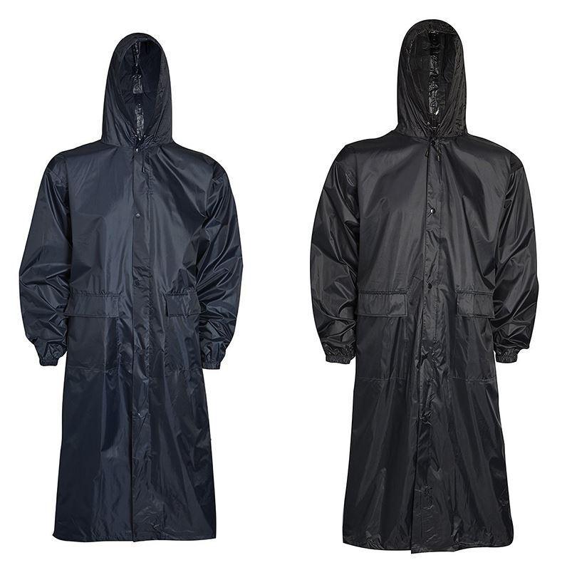 Férfi vízálló, keskeny, hosszú kabátú akasztott Mac horgászat, szélálló könnyű kabát
