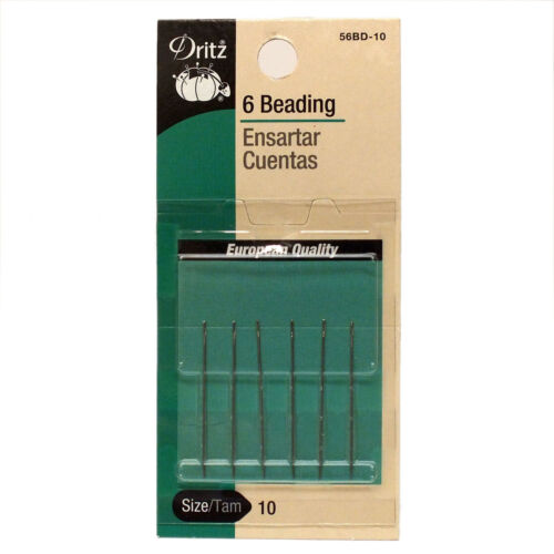Size 10 Fast Shipping from US Dritz 6 Beading