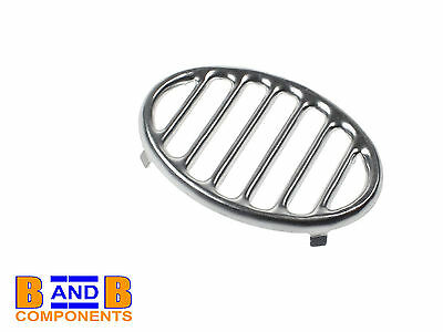 VW T1 BEETLE BUG 1200 CHROME METAL HORN GRILLE 113853641A A610