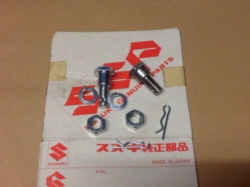 NOS SUZUKI PART RR BRAKE TORQUE ARM KIT GP100 GP125 09111-08012 09111-08013 A100