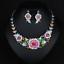 Fashion-Women-Crystal-Necklace-Bib-Choker-Pendant-Statement-Chunky-Charm-Jewelry thumbnail 83