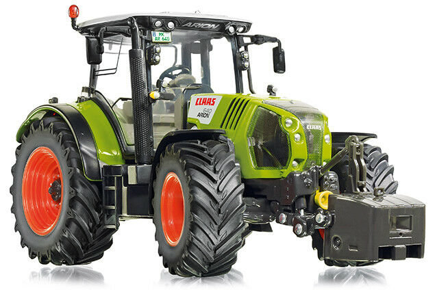 7324 Claas Arion 640 , 1  3 2 Wiking