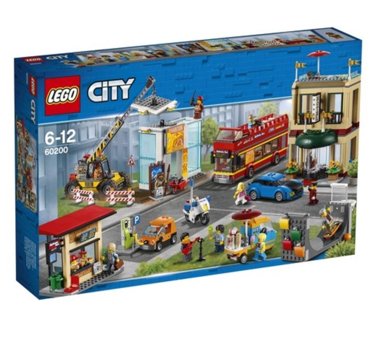 [LEGO] City Capital City 60200 60200 60200 2018 Version Free Shipping ddd736