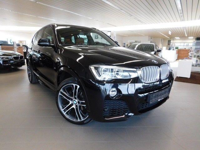 BMW X3 3,0 xDrive35d aut. 5d - 5.488 kr.
