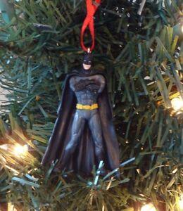 Batman Christmas.Details About Dc Comics Batman Posing Mini Christmas Tree Ornament 2 1 2 Dark Knight Gotham
