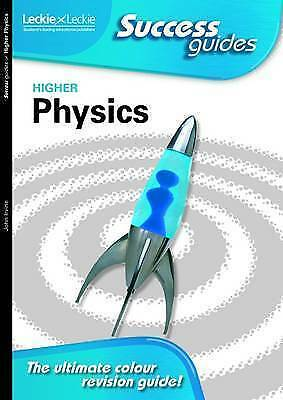 1 of 1 - Higher Physics (Success Guides), John Irvine, Very Good Book