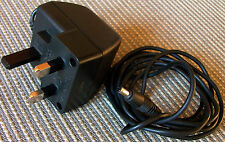 Nokia ACP-7X Ladegerät Netzteil m. Typ G Stecker British 3-Pin für England GB UK