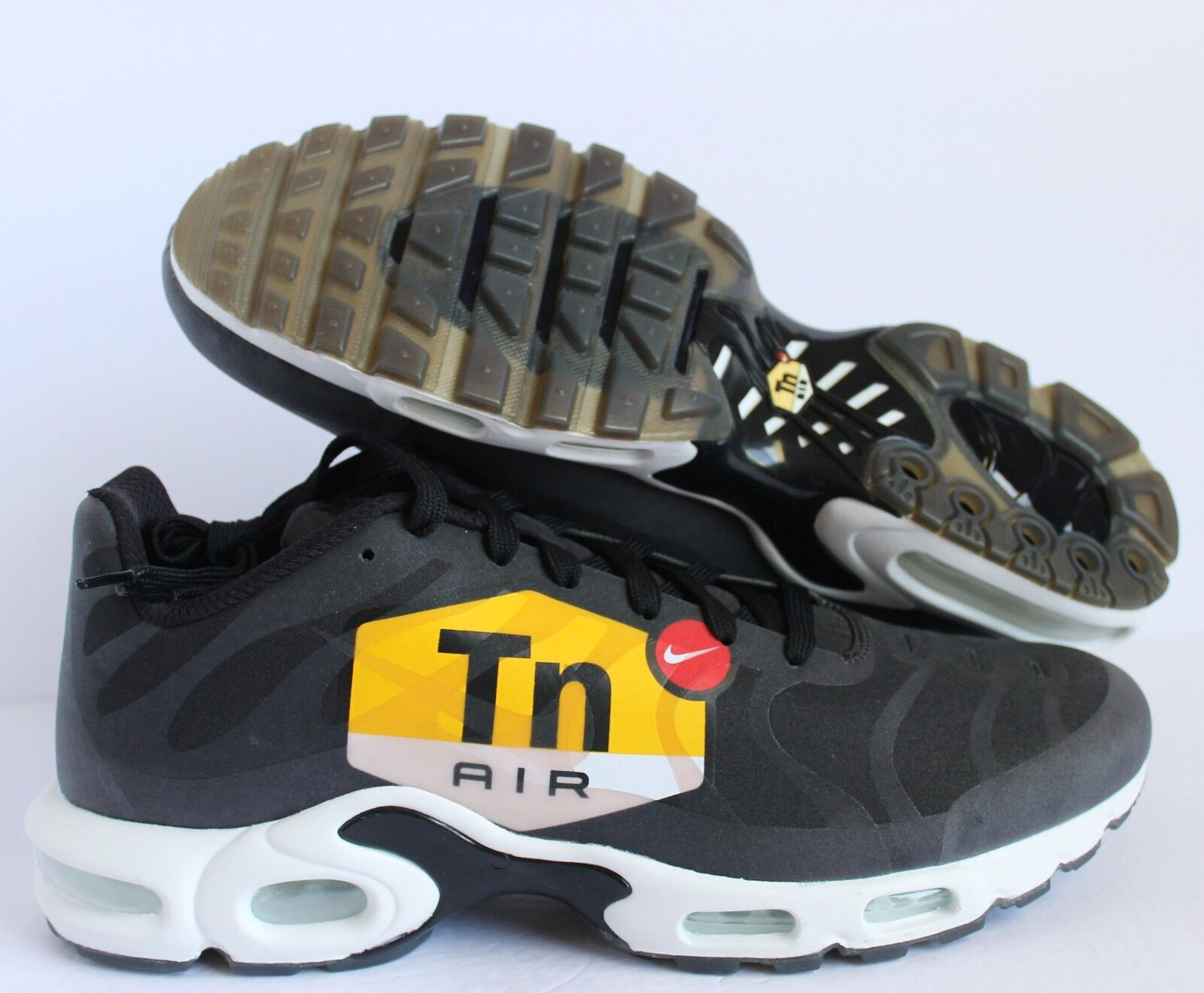 NIKE AIR MAX PLUS NS GPX BLACK-WHITE Price reduction The latest discount shoes for men and women