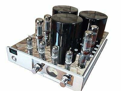 YAQIN New MC-13S 6CA7 Valve Tube Integrated Amplifier Components