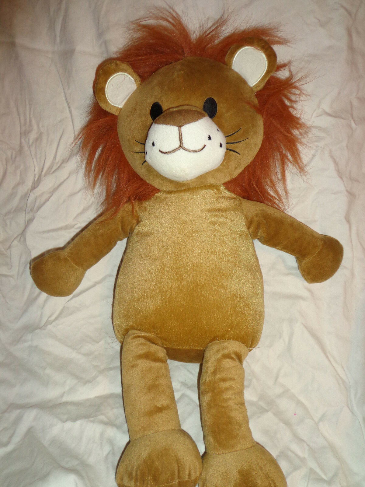 23  Lion Jungle Cat Friendly Nursery Friendly Plush Soft Toy Stuffed Animal