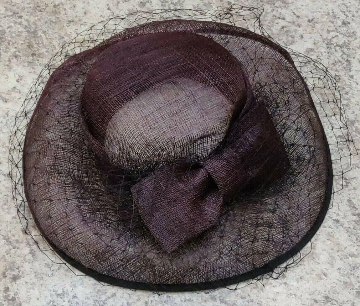 Headways Albert natural fiber hat dark chocolate brown