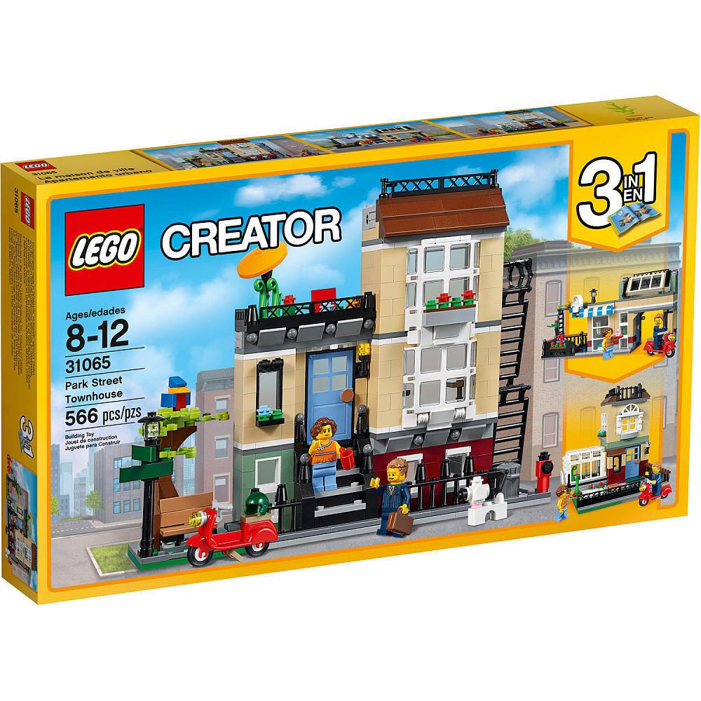 LEGO Creator Park Street Townhouse 31065 Bâtiment