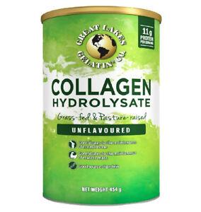 Great Lakes Gelatin Collagen Hydrolysate - 454g