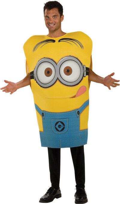 Men's Despicable Me 2 Dave Minion Foam Costume Adult Medium