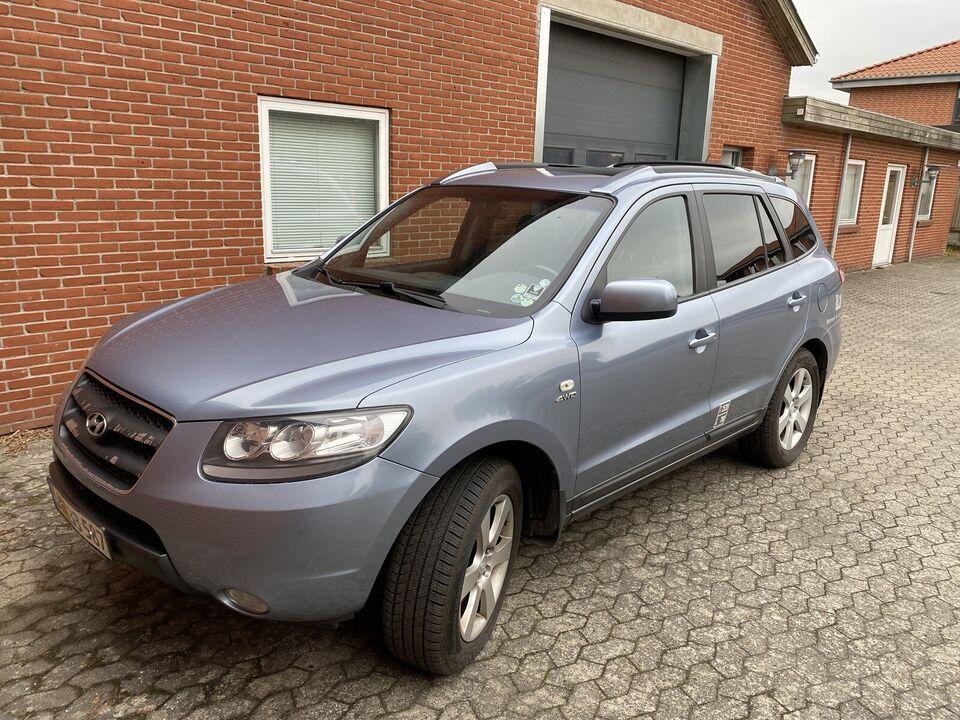 Hyundai, Santa Fe, 2,2 CRDi 155 GLS aut. 4WD Van