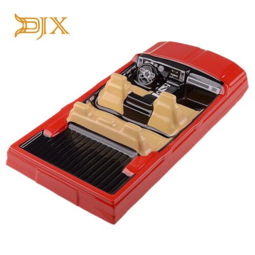 DJX Interior Decoration for 1//10 Axial SCX10 II 90046 90047 TRX4 Body Car Shell