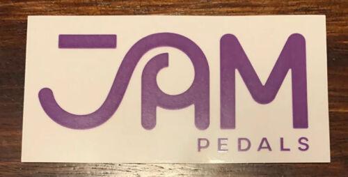 Decal Jam Pedals Sticker
