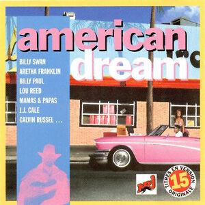 Compilation-CD-American-Dream-France-M-M