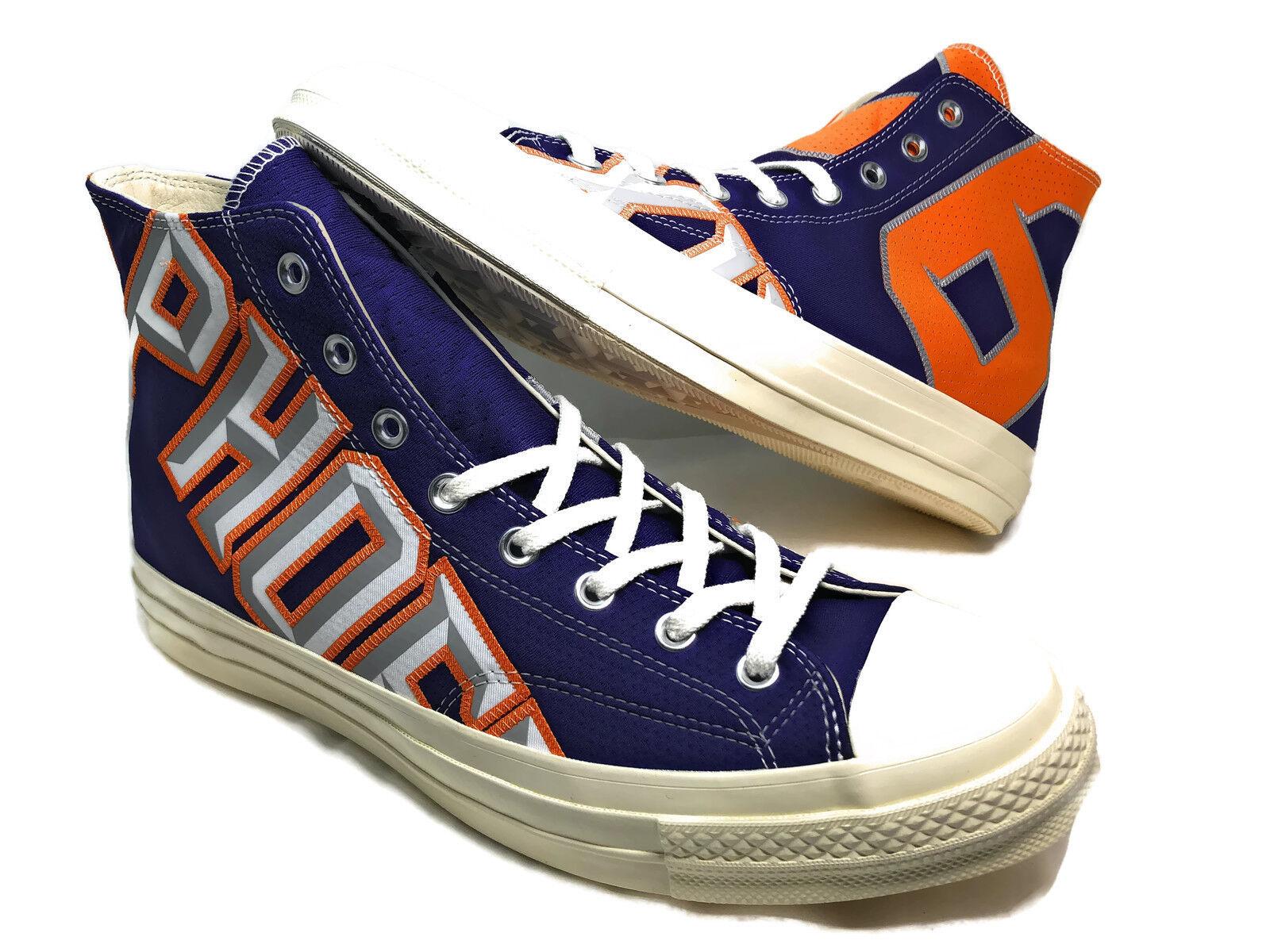 Converse Chuck Taylor 70 Gameday NBA Phoenix Suns Mens Size 11 151/250 159409C