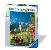 Colfosco Italian Dolomites 1500 Piece Ravensburger Jigsaw