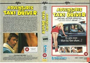 PRE-CERT-VIDEO-SLEEVE-ADVENTURES-OF-A-TAXI-DRIVER-INTERVISION-VIDEO-LABEL