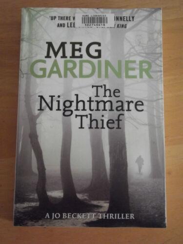 1 of 1 - MEG GARDINER - THE NIGHTMARE THIEF